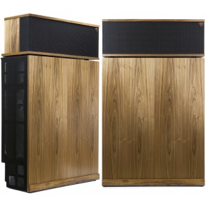 Klipsch Heritage Klipschorn AKS Speakers (Pair)