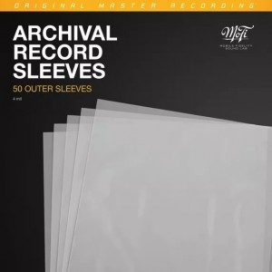 MFSL Archival Outer Sleeves (50 Pack)