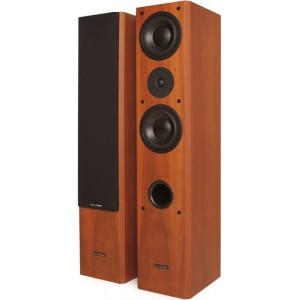 Icon Audio MFV 3 MkII Super Speakers (Pair) Cherry
