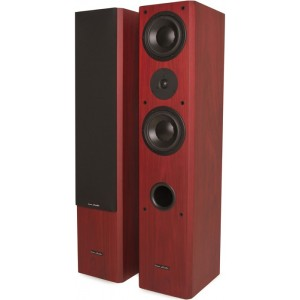 Icon Audio MFV 3 MkII Super Speakers (Pair) Mahogany
