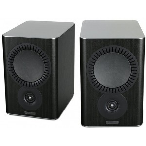 Mission QX-2 Speakers (Pair) Black
