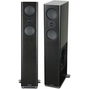 Mission QX-5 Speakers (Pair) Black Wood