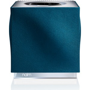 Naim Mu-so Qb Replacement Speaker Grille-Deep Blue