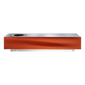 Naim Mu-so Replacement Speaker Grille-Burnt Orange