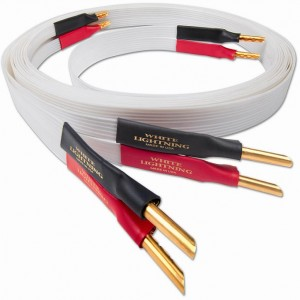 Nordost Leif White Lightning Speaker Cables