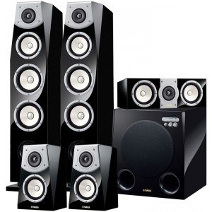 Yamaha Soavo NS-AV901 5.1 Speaker Package