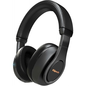 Klipsch Reference Over Ear Bluetooth Headphones Black