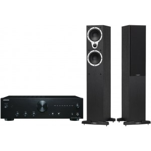 Onkyo A9010 + Tannoy Eclipse Three Hi-FI System Package