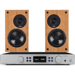 HiFi Package 03 - Creek Evolution 50A + ProAc Response DB3