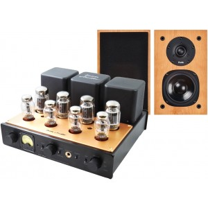 Icon Audio Stereo 40 MkIV + ProAc Tablette 10