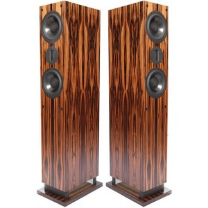 ProAc Response D48R speakers in rosewood