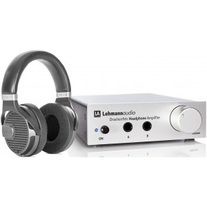 Quad ERA-1 Headphones + Lehmann Audio Drachenfels Package
