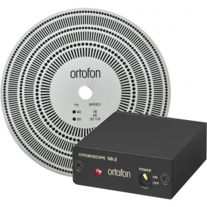 Ortofon SB-1 Stroboscope and Light Source