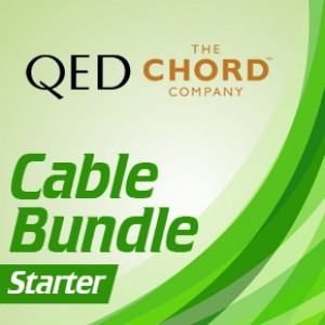 AV Cable Bundle 1 with Chord & QED