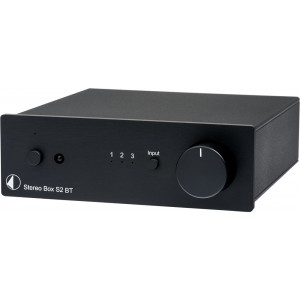 Pro-Ject Stereo Box S2BT Integrated Amplifier