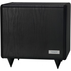 Tannoy TS2.8 Subwoofer Black Oak