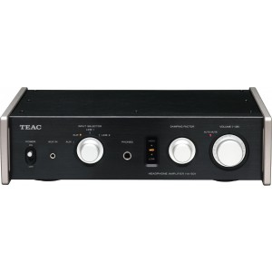 TEAC HA-501 Headphone Amplifier Black