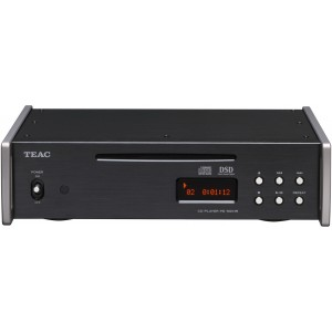 TEAC PD-501HR CD Player Black