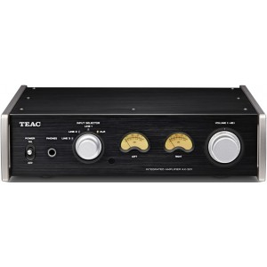 TEAC AX-501E Integrated Amplifier Front