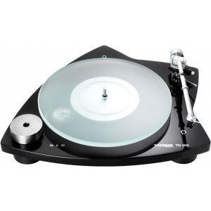 Thorens TD 309 MkII Turntable Black without mat
