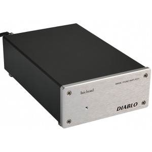 Trichord Diablo Phono Stage - Open Box Angle