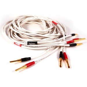 Black Rhodium Twirl Speaker Cable - Terminated Pairs