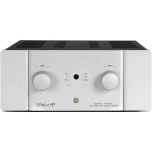 Unison Research Unico 90 Integrated Amplifier Silver