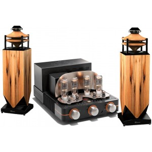 HiFi Package 15 - Unison Research S9 + Duevel Bella Luna