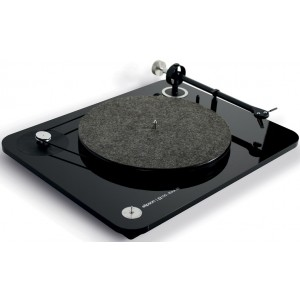 Elipson Omega 100 RIAA Turntable Black