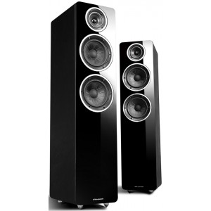 Wharfedale Diamond A2 Active Speakers Black