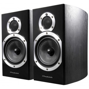 Wharfedale Diamond 10.1 Speakers (Pair) - Blackwood
