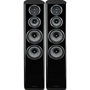 Wharfedale Diamond 11.4 Speakers (Pair) in black