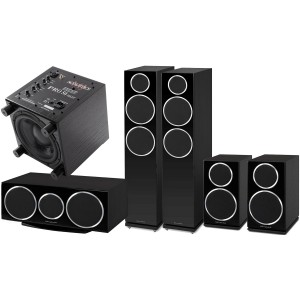 Wharfedale Diamond Floorstanding 5.1 Speaker Package