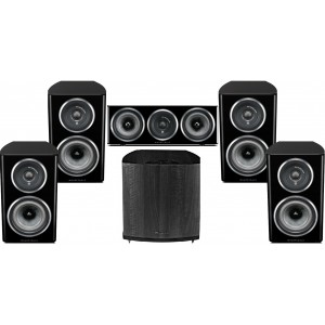 Wharfedale Diamond 11.1 5.1 Package