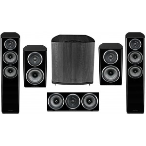 Wharfedale Diamond 11.3 5.1 Package