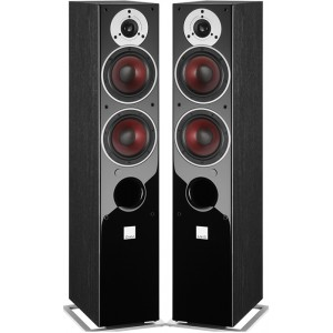Dali Zensor 5 AX Active Speakers Black