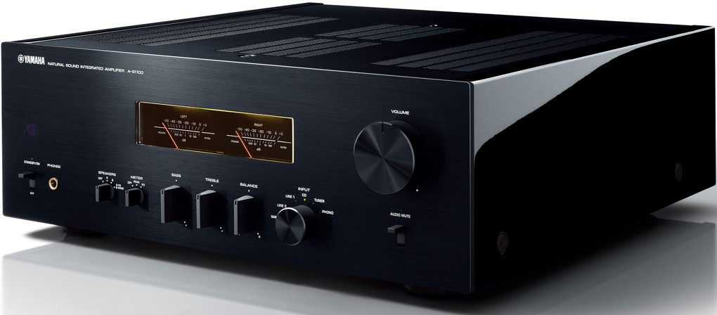 Yamaha a s1100 integrated amplifier at audio affair for Yamaha integrated amplifier review