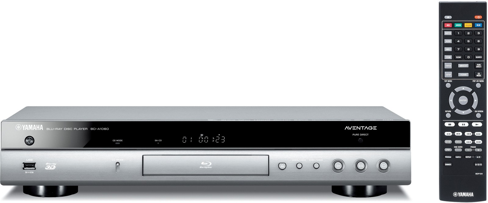 yamaha bd a1060 blu ray player at audio affair. Black Bedroom Furniture Sets. Home Design Ideas