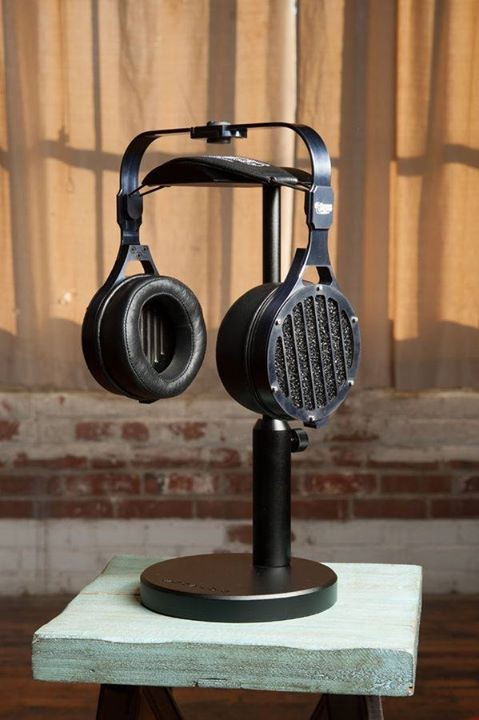 Abyss ab 1266 phi headphones at audio affair - Woo headphone stand ...