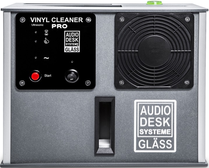 Audio Desk Systeme Vinyl Cleaner Pro Record Cleaning