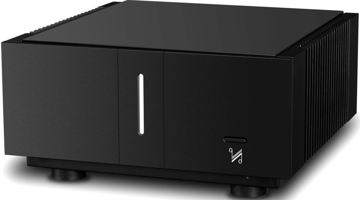 Quad Artera Stereo Power Amplifier - Black