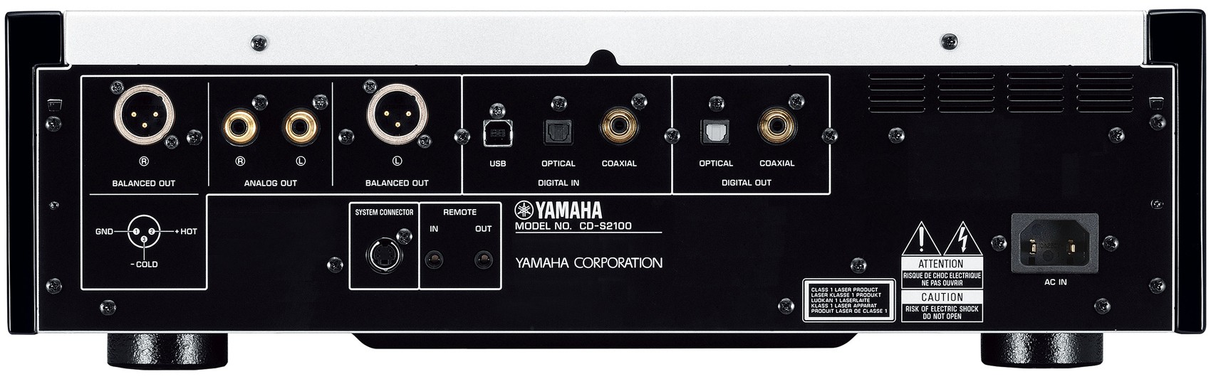 yamaha cd 2100 sacd player in hi fi cd players at audio affair. Black Bedroom Furniture Sets. Home Design Ideas