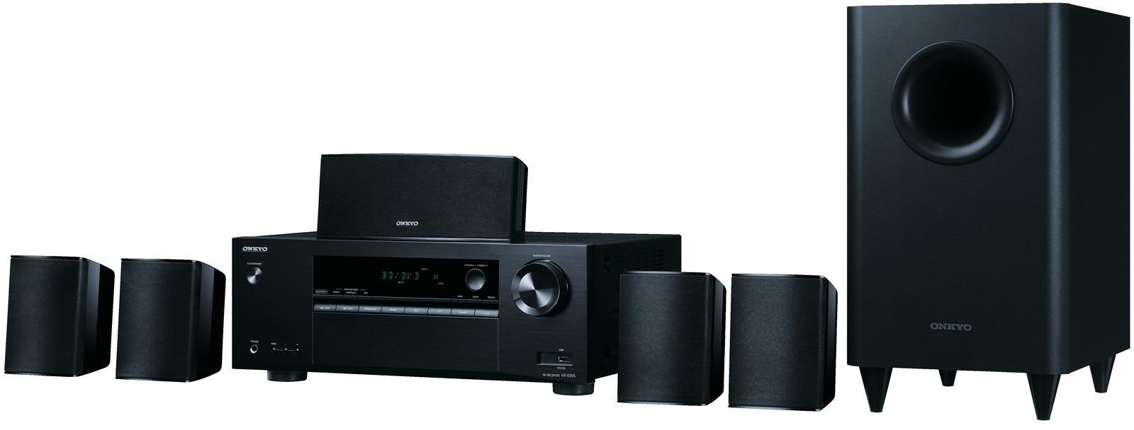 onkyo ht s3800 5 1 channel home theater package at audio. Black Bedroom Furniture Sets. Home Design Ideas