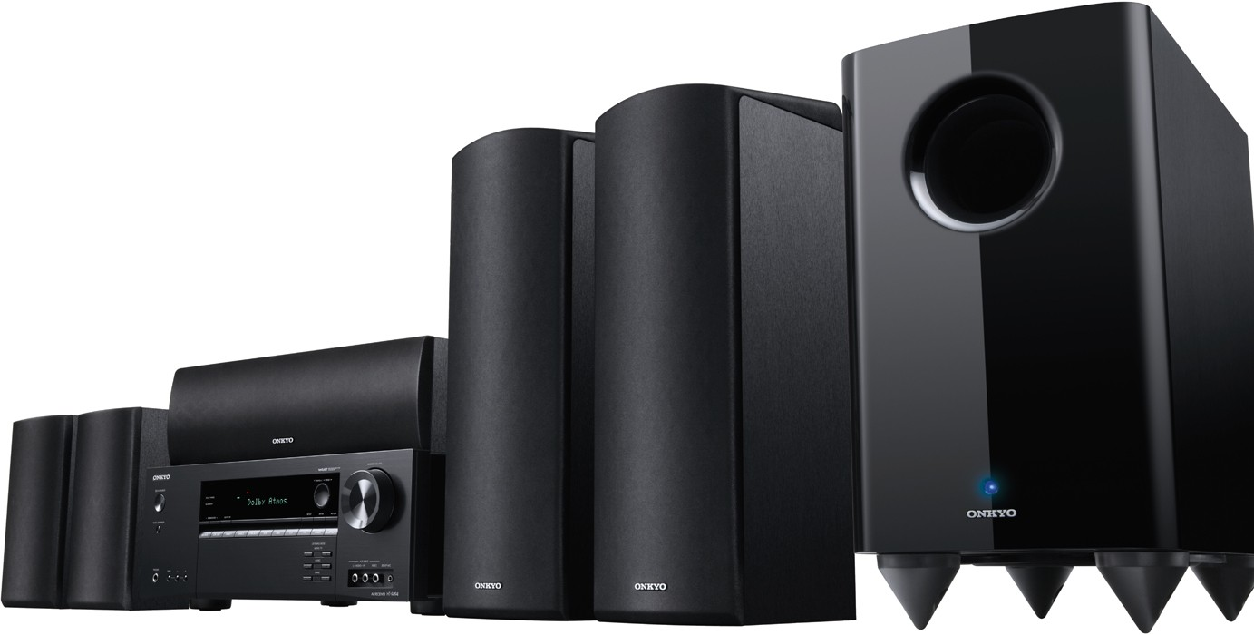onkyo home theater system. onkyo ht-s5805 home cinema receiver \u0026 speaker package theater system y