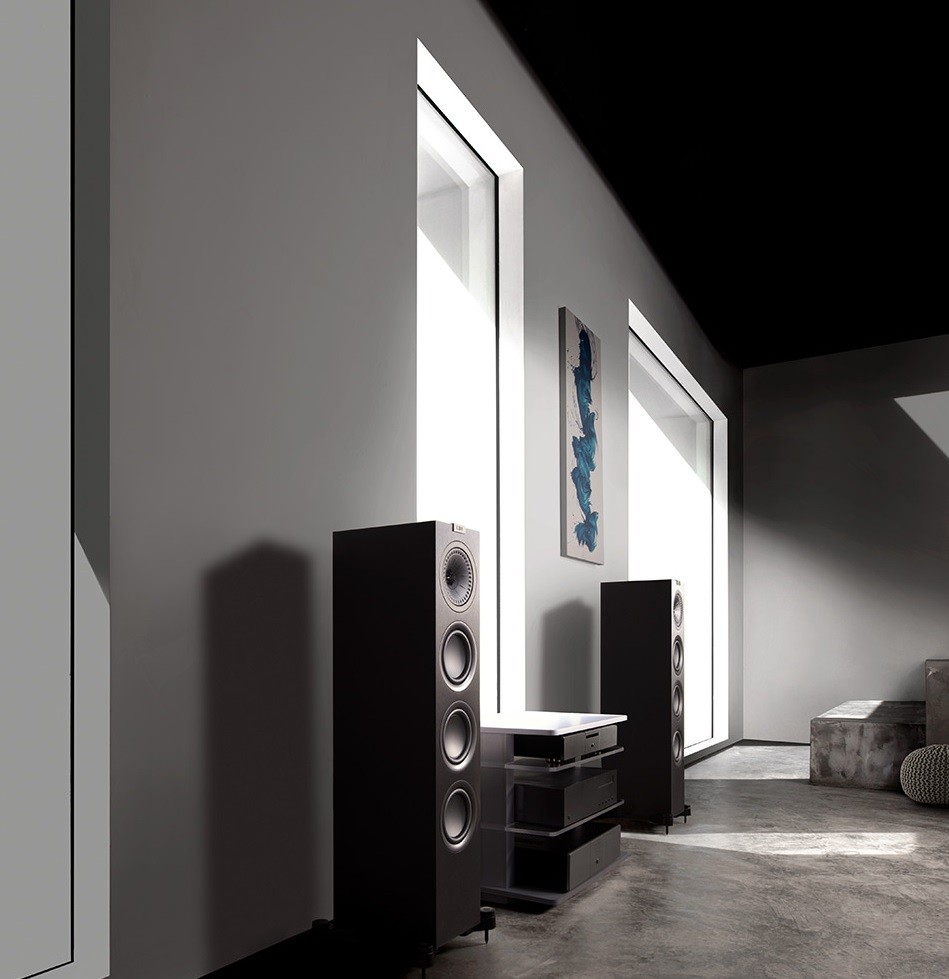 Everything Audio Network: Audiophile Review!KEF R900 3-Way ...