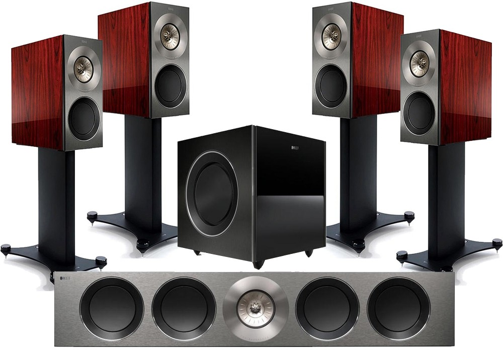 kef surround sound. kef reference 1 5.1 package kef surround sound