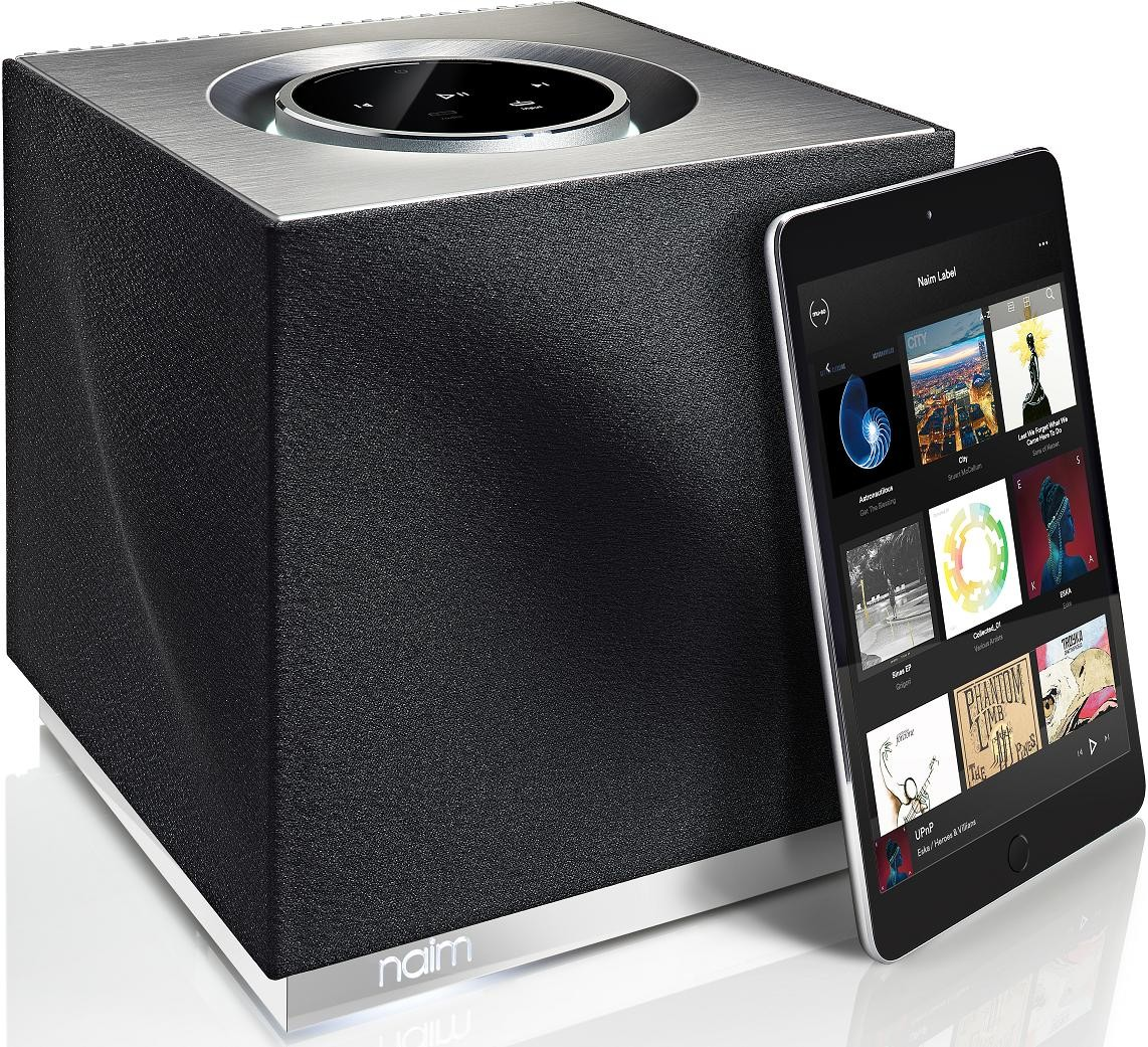 Naim Mu-so Qb Wireless Music System in Wireless Speakers ...