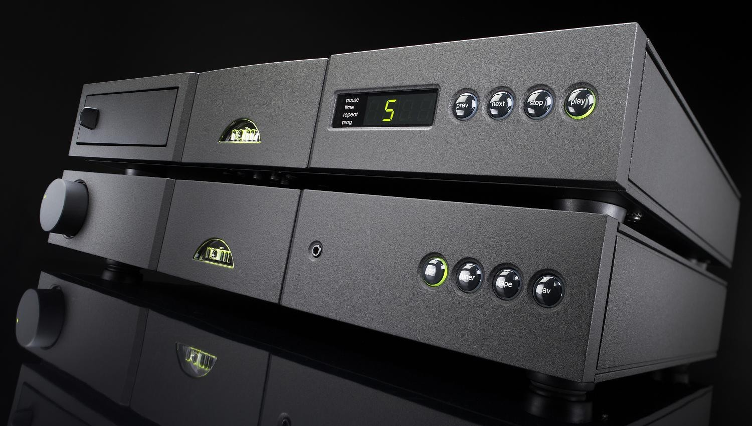 Naim Nait 5si Integrated Amplifier For 163 1 029 00 In Amps