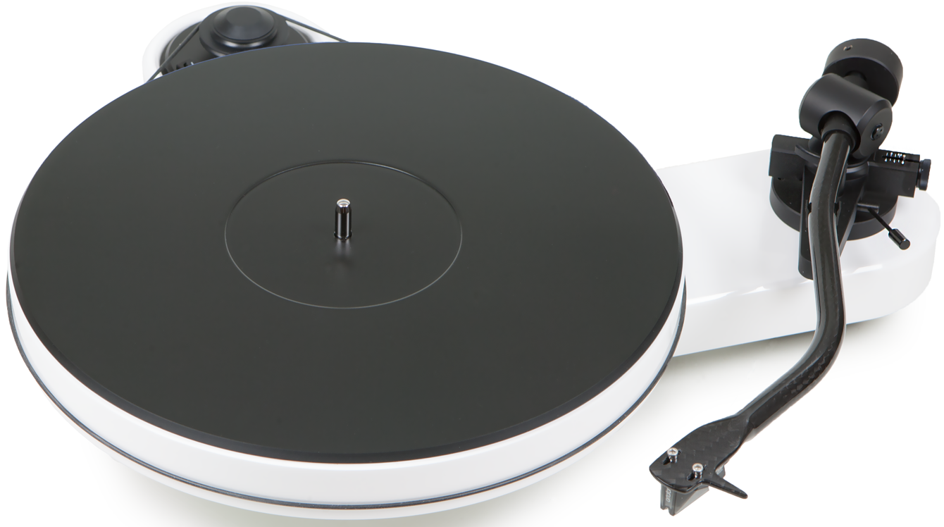 Pro-Ject RPM 3 Carbon Turntable in Hi-Fi Turntables at ...