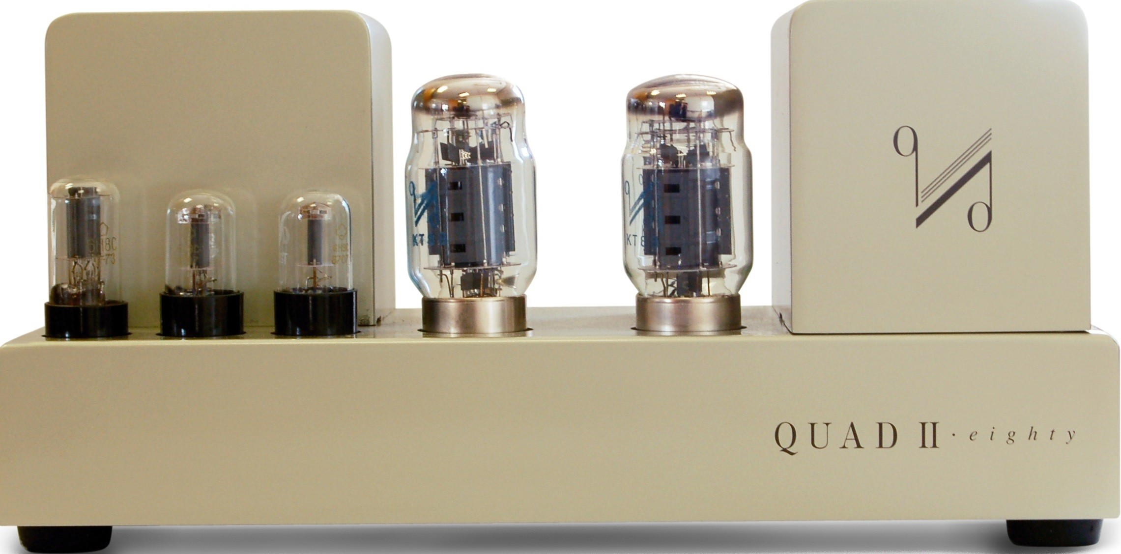 Quad Ii Classic Mono Valve Power Amplifier Pair For 163